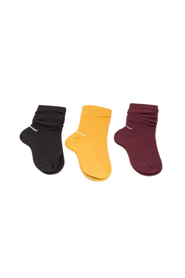 Κάλτσα μονόχρωμη FIT Εσώρουχα 718fd23a9b4